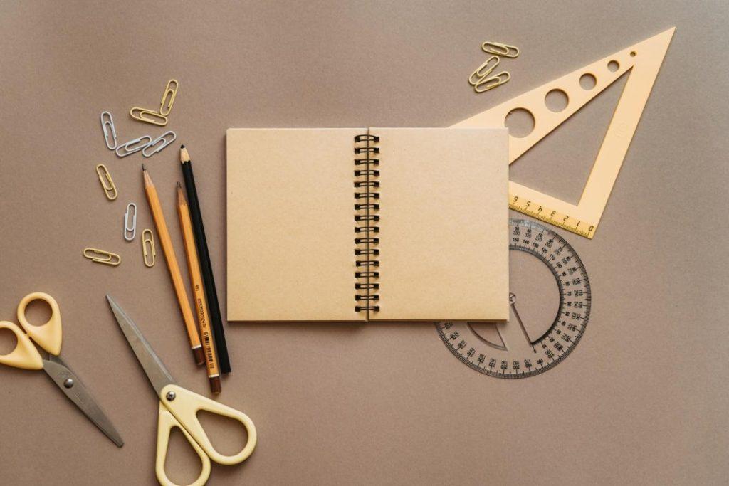 como hacer libretas personalizadas