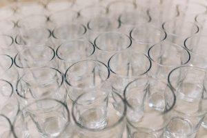 como personalizar vasos de vidrio