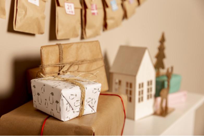 como hacer calendario adviento ideas de regalos